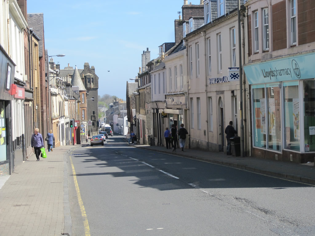 Ayr: Royal Burgh and Country Town